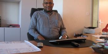 M. Freddie Malumba: Photo: Voix d'Exils