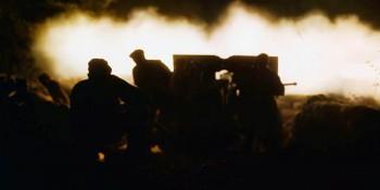 Bombardement nocturne