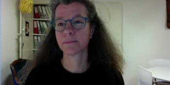 Magalie Gafner, sociologue et juriste au Centre Social Protestant (CSP) Lausanne.