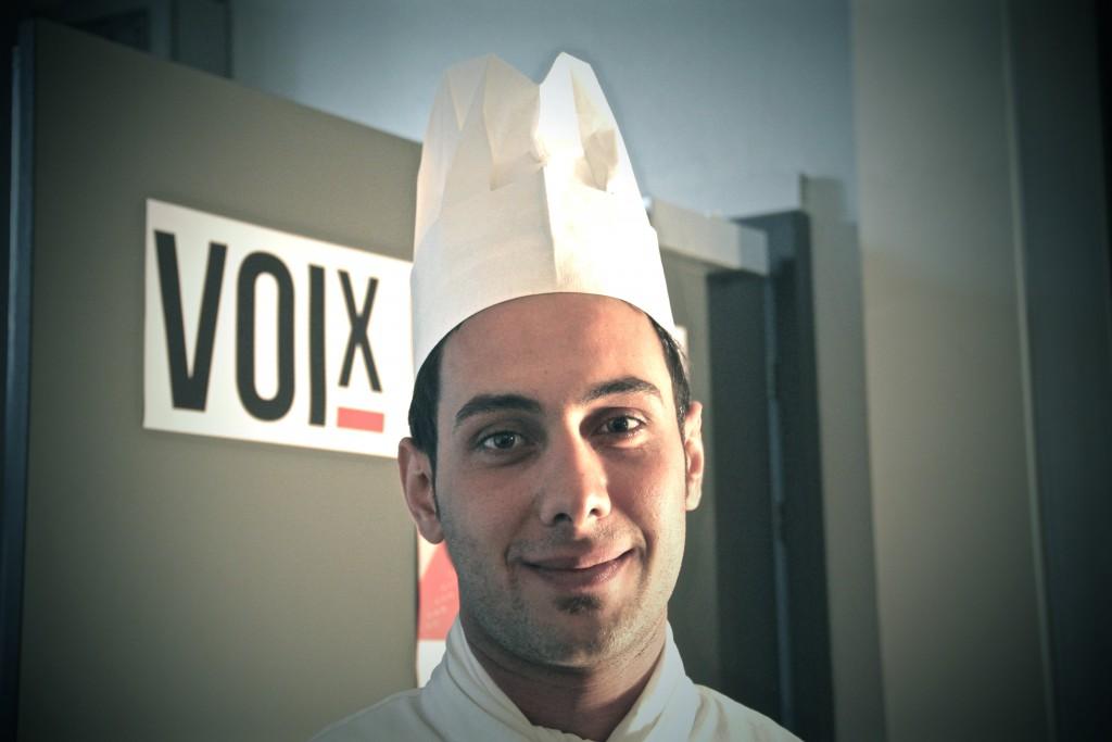 Portrait d'un participant du Programme Cuisine de l'EVAM.