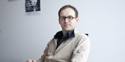 Dr. Antoine Chollet, Maître assistant à l'Université de Lausanne. Auteur : Aram Karim ©
