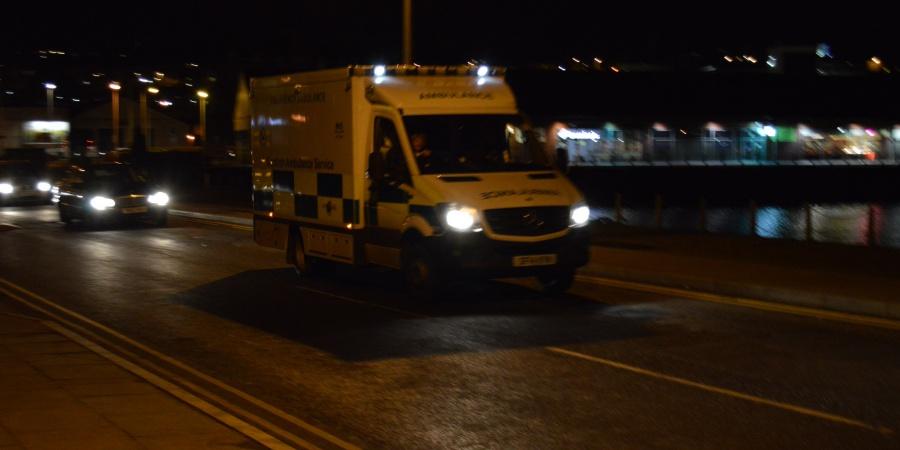 Tayside emergency vehicles (CC BY-NC-SA 2.0)