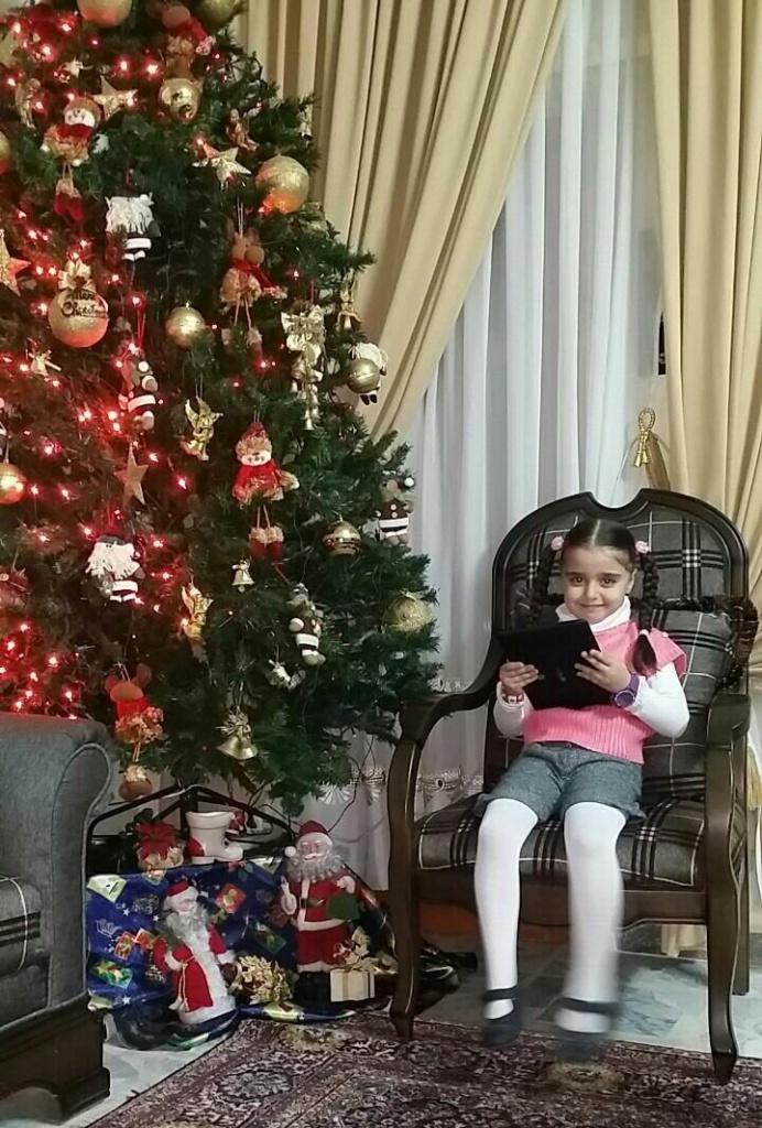Noël en Syrie