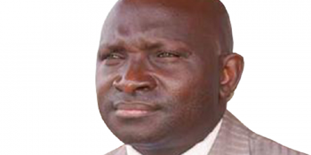 L'ancien ministre de l'intérieur gambien Ousman Sonko. Aucune licence retrouvée pour cette image.