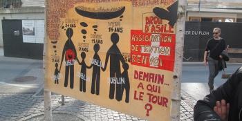 Photo: rédaction vaudoise de Voix d'Exils