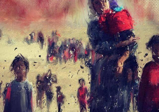 Photo illustration: Delawer Omer