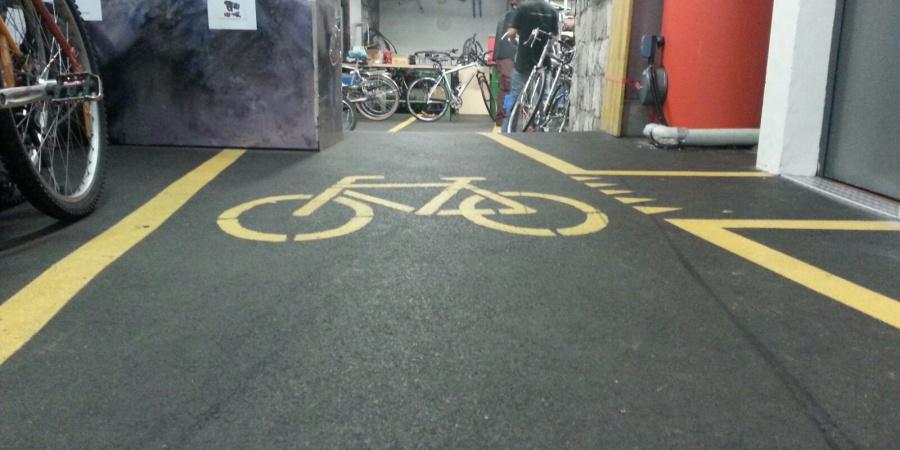 Programme vélo EVAM